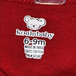 koalababy One Pieces - 🎁 5 for $25 🎁 Baby Boy's Bodysuit 6-9M